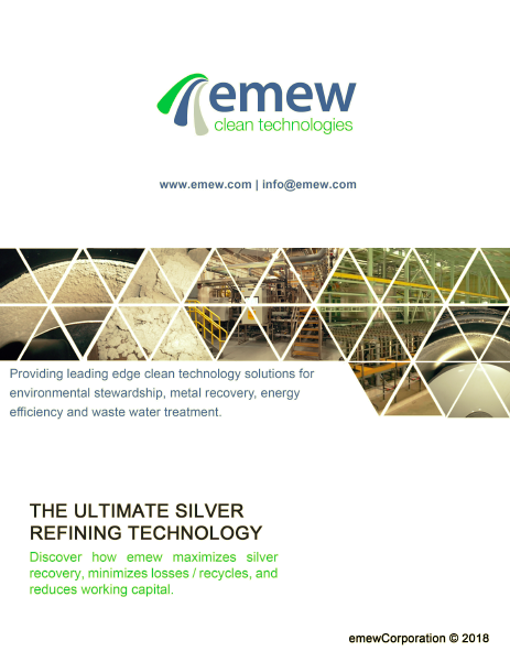 The Ultimate Silver Refining Technology